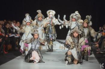Iv Fashion, театр мод, бишкек, кыргызстан, дети